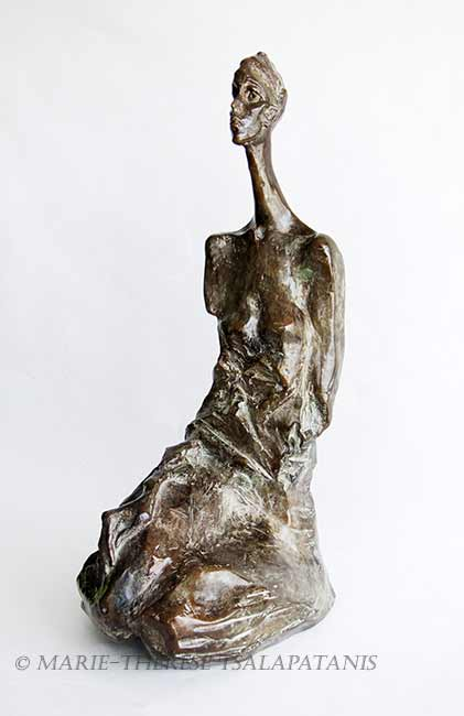 sculpture-marie-therese-tsalapatanis-Figure 10