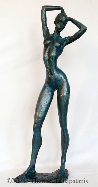 sculpture-marie-therese-tsalapatanis-Lea (2)