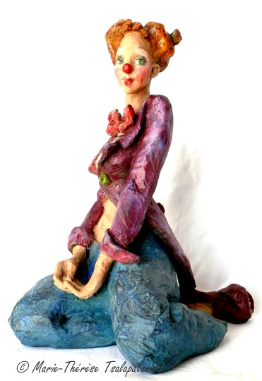 sculpture-marie-therese-tsalapatanis-clowne-timide