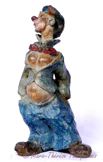 sculpture-marie-therese-tsalapatanis-clowne-1