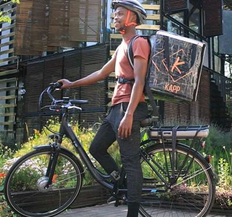 XOLELA'S SPHATLHO CRAVING INSPIRED A FAST GROWING FOOD DELIVERY SERVICE IN PRETORIA; KAPP.