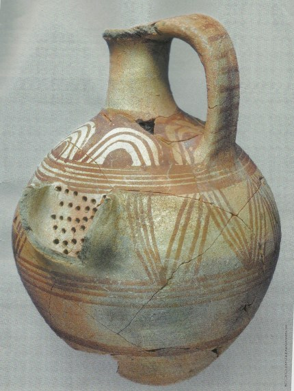 Dor Excavation's Strainer-Spout Jug 001