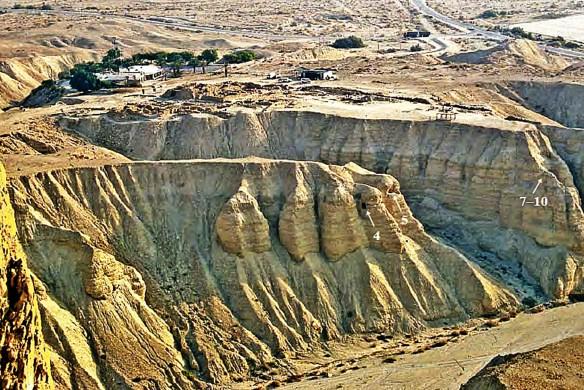 Qumran_caves_4-5_7-10