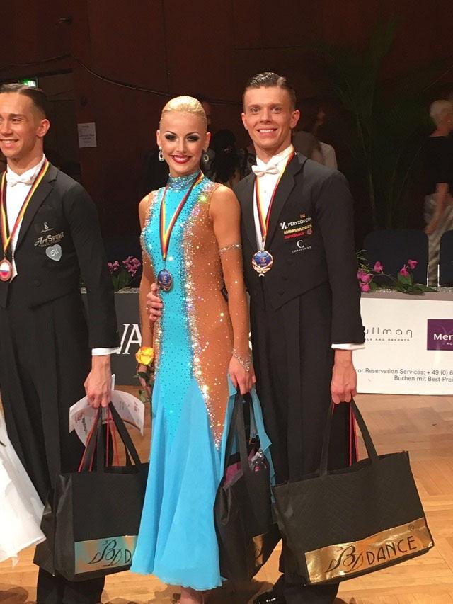 Anton Skuratov_Alona Uehlin, GrandSlam-Finale 6. Platz