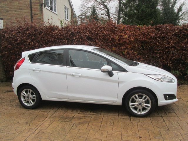 Read more about the article Ford Fiesta 1.25 Zetec 5dr Sold