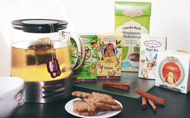 It's Tea Time – SHOTIMAA