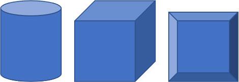 基本図形の立体