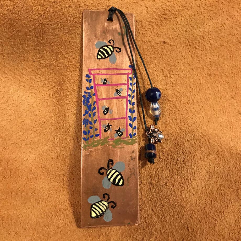 beehive bookmark
