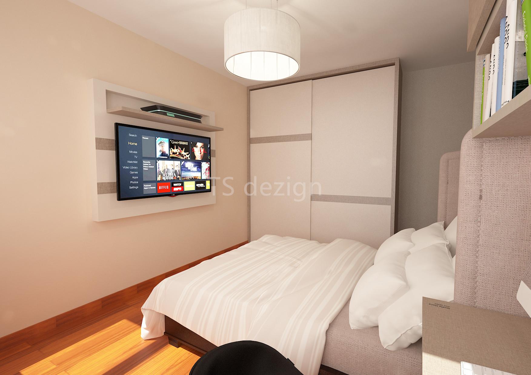 TS Dezign Anchorvale Cove HDB BTO 4 Room
