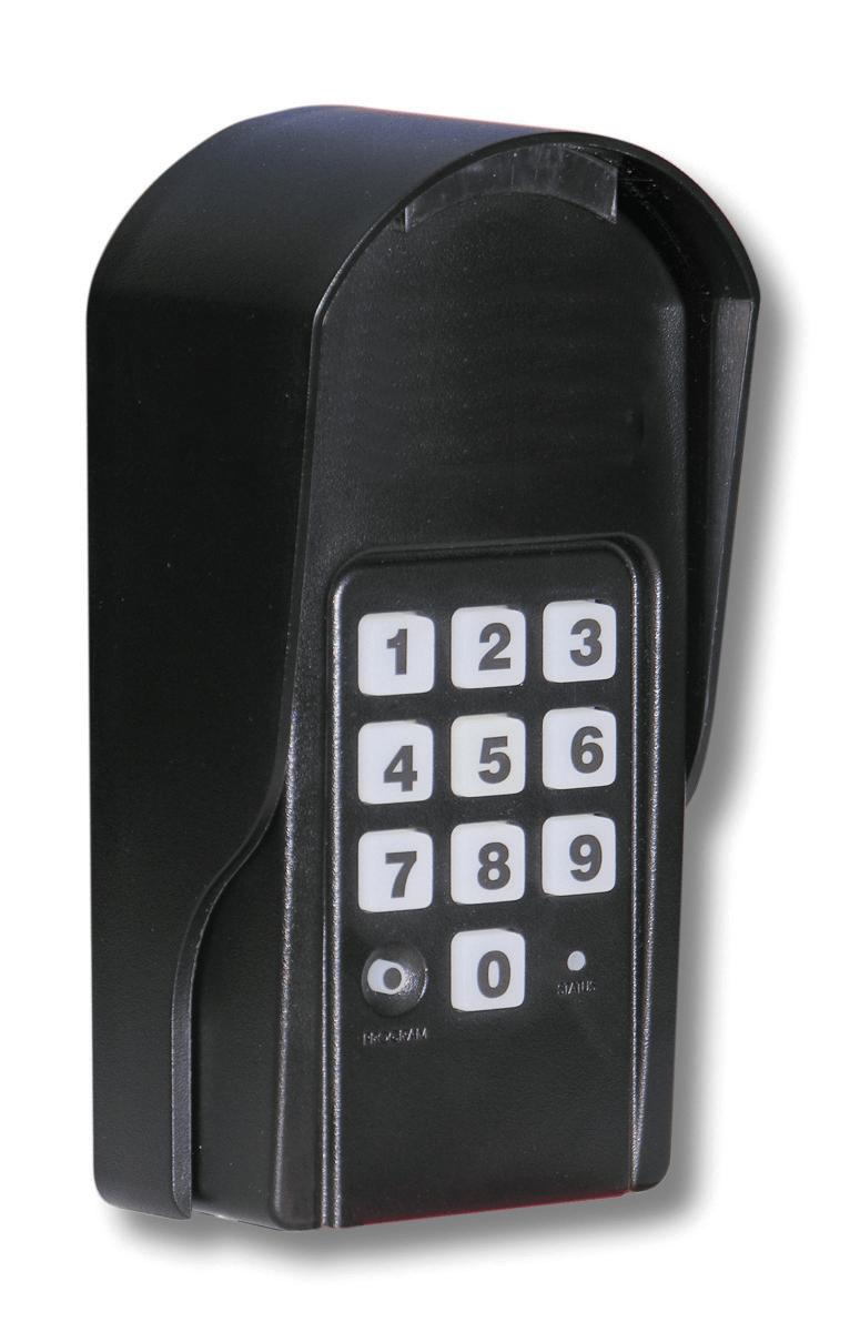 TS Distributors  Pedestrian Gate Lock with Keypad
