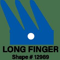 Duro Grip Rubber Gripper Long Finger Style