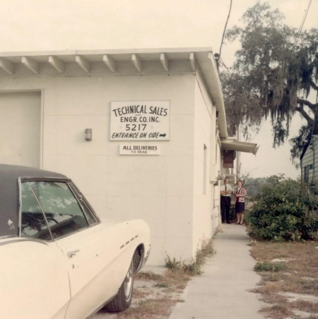 TSE circa 1966