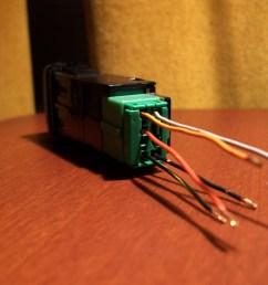 jdm foglight switch [ 1024 x 768 Pixel ]