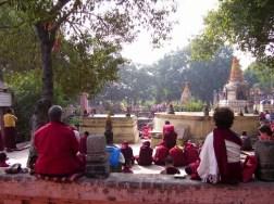 Attending Kagyu Monlam