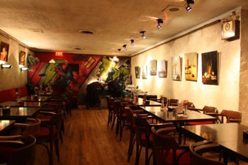 Mix jazz and dining at Gate 403, a Roncys event scene staple