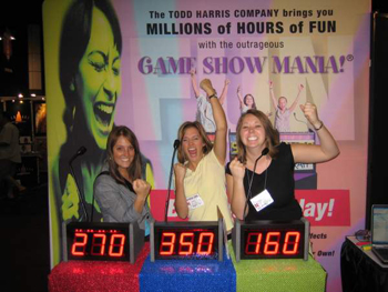 A Superior Events' gameshow lets companies rack up the learning points