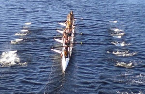 Learn to row at Argonaut Rowing Club