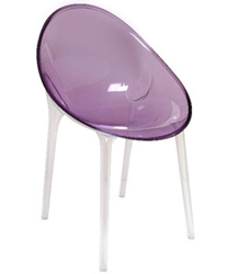 Mr. Impossible chair from Contemporary Furniture Rentals