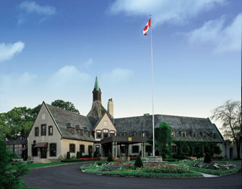 St. George's Golf & Country Club exudes Old World charm
