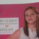 The Clique Summer Collection Dylan - tennis Young adult novel