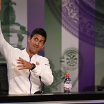novak djokovic and petra kvitova talk title defence at wimbledon press conference