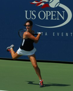 Jamie Loeb is the player to watch at the US Open 2015.