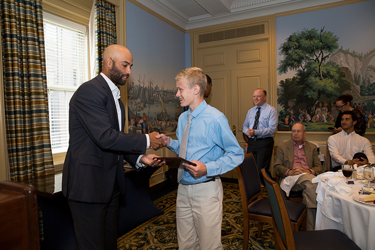 Ashe Essay Contest 2015 Winners James Blake