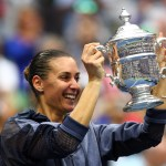 Flavia Pennetta wins 2015 US Open