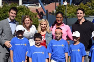 USTA youth tennis day 2015