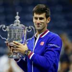 2015 US Open: novak djokovic defeats roger federer