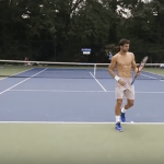 grigor dimitrov shirtless citi open