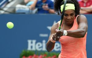 Serena Williams at the 2015 US Open