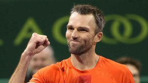 Ivo Karlovic is the new King of Aces