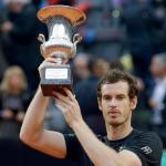 Andy Murray wins Rome 2016