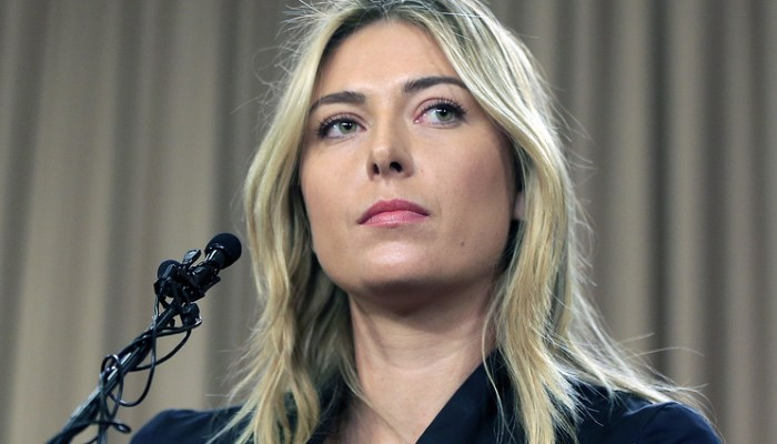 does maria sharapova deserve wildcards?