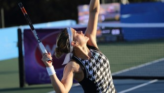 The Hawaii Open for your tennis during Thanksgiving