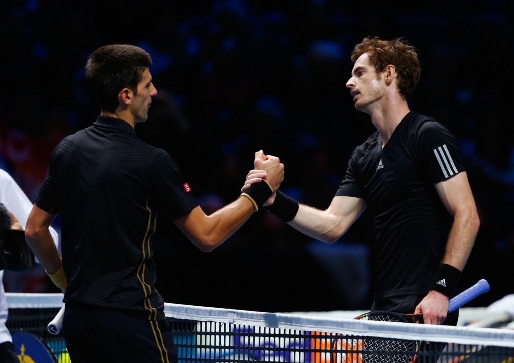 novak djokovic and andy murray: the next big rivalry