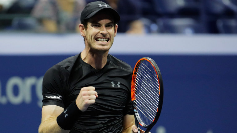 Andy Murray - The man to beat in 2017