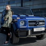 Simona Halep signs with Mercedes-Benz Romania