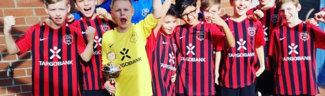 U12-D2 Junioren holen den Turniersieg in Viernheim