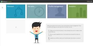 The Activiti web application