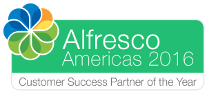 Technology Services Group named Alfresco Customer Success