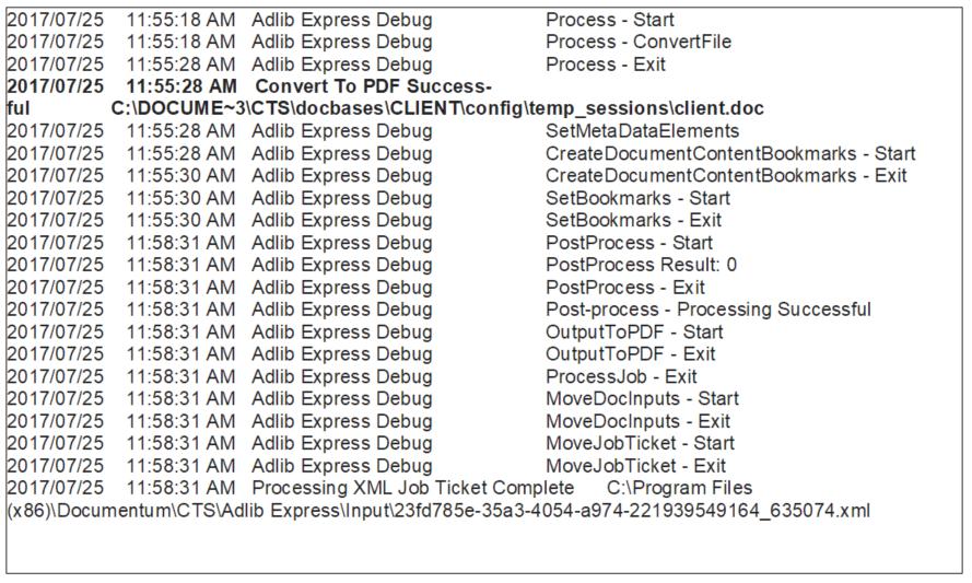 ADTS detail-log-2