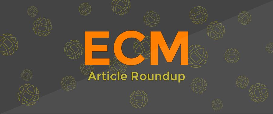 ecm round-up