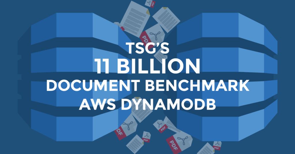 Dynamodb benchmark