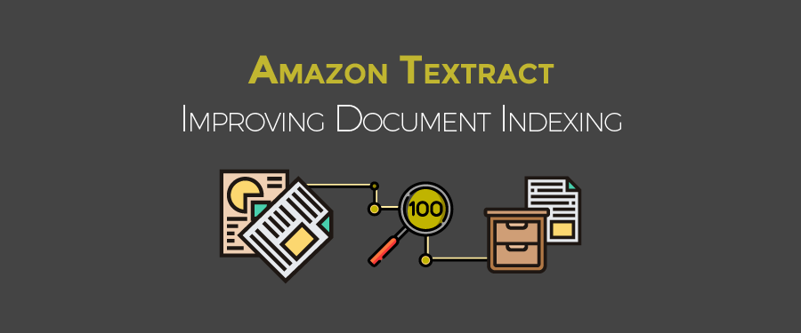 AWS Textract for Document Indexing