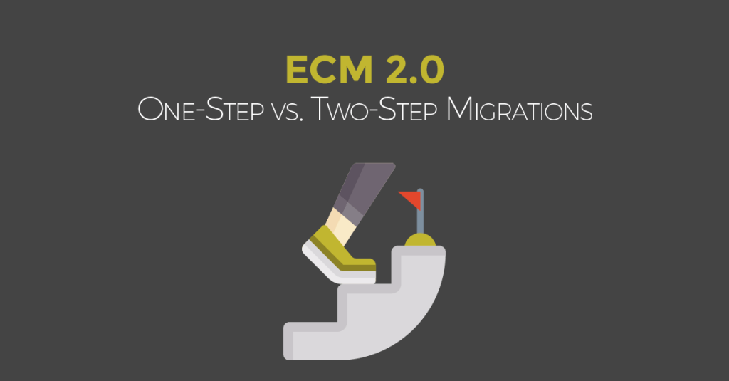 1 vs 2 step migrations
