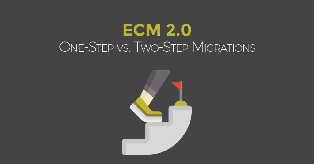 1 vs 2 step migrations