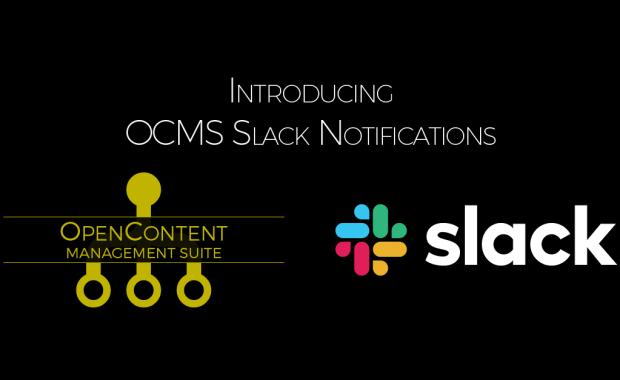 OCMS Slack Integration