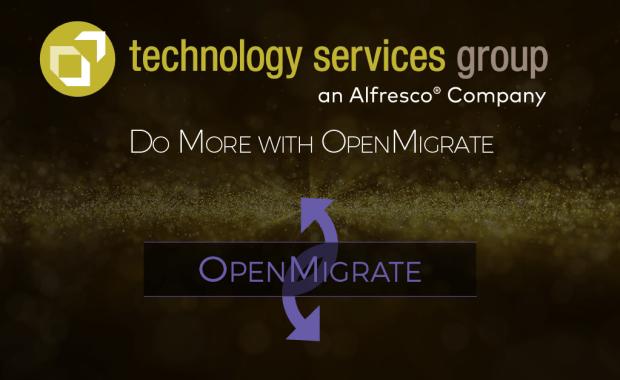 Alfresco-Do More-OpenMigrate